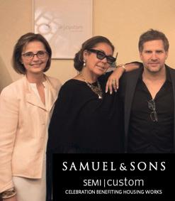 Samuel & Sons - Semi-Custom for a Cause