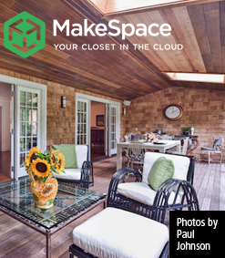 Renae Cohen, guest expert on MakeSpace: Your Closet In the Cloud